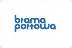 Brama Portowa logo design bplogo-86-logotyp-brama-portowa