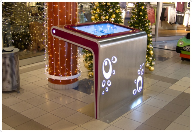 Interactive kiosks at Klif Gdynia kg-02-361-kioski-interaktywne-klif-gdynia