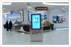 Signage and wayfinding at Klif Warszawa klif-wawa-01-356-system-oznakowania-klif-warszawa