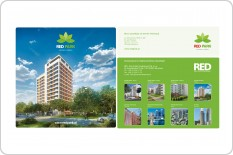 Brochure for Red Park red1-293-broszura-red-park